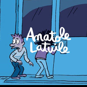 Anatole LAtuile - Kairos Escape Games