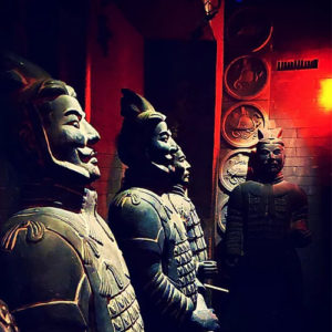 Le tombeau de l'empereur Qin - Salle d'Escape Game